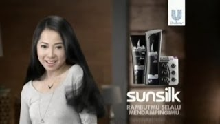 Iklan Sunsilk Black Shine edisi Karina Salim
