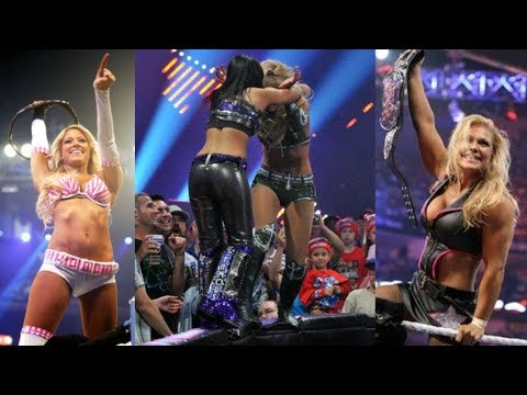 Top 10 WWE Womens Matches of 2011
