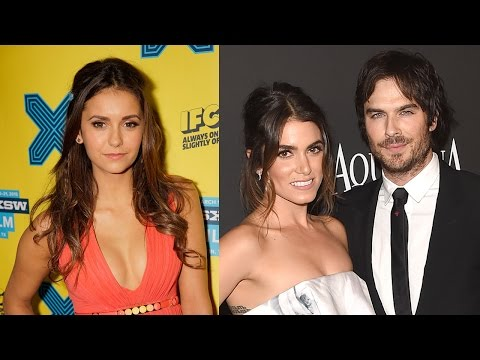 Nina Dobrev Talks Ian Somerhalder's Wedding & Jealousy Rumors