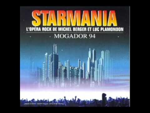La chanson de Ziggy / STARMANIA / Mogador 94 / Franck Sherbourne- Luce Dufault