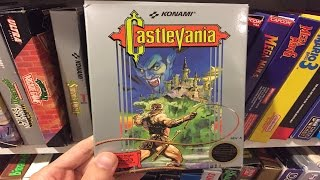 Castlevania (NES) Mike & Ryan - Complete Playthrough