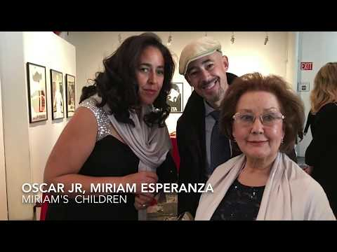 Miriam Cruz interview for Latin Icons: Past and Present
