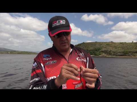 ASFN Estuary - Dropshot for Steenbrass & Grunter on the Breede River