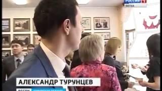 Визит Алексея Кудрина и Made by hand