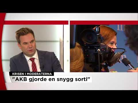 Anna Kinberg Batra lämnar politiken helt - Nyheterna (TV4)
