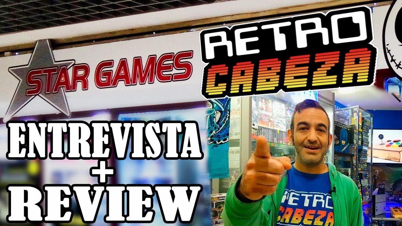 Curiosidades Retro Con Retrocabeza En Stargames Entrevista Y
