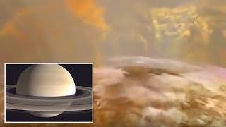 Saturno por dentro