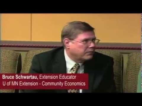 Greater MN Retail Economy, Bruce Schwartau