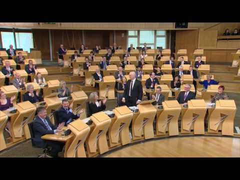 Deputy First Minister's Questions - Scottish Parliament: 9th March 2017