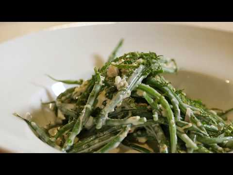 recette-de-chef-:-haricots-verts-frais-en-blanquette