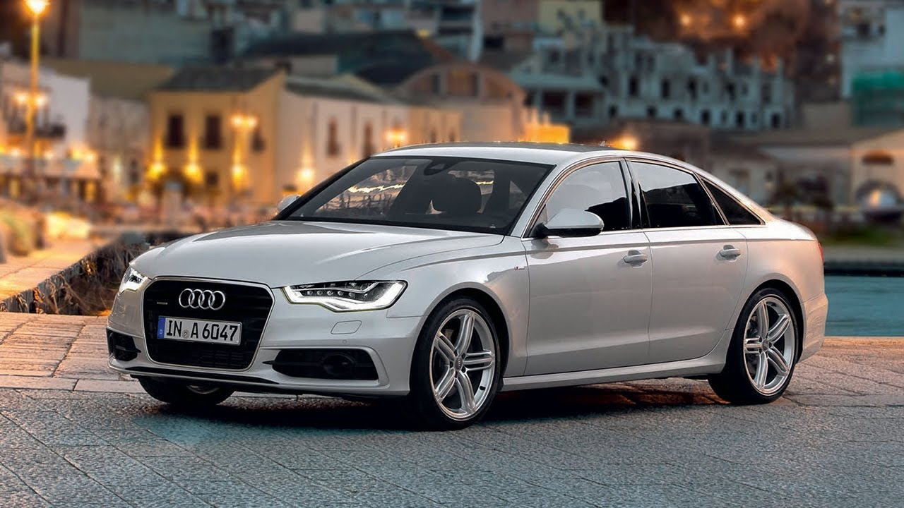 Top Audi Cars YouTube - All audi a models