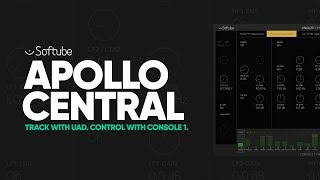 Apollo Central - Softube