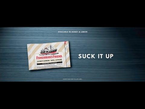 Fisherman's Friend | Suck It Up