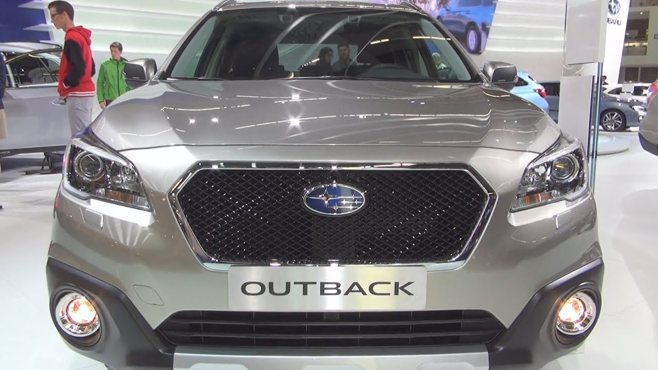 Captivating Subaru Outback 2.5i Comfort (2016) Exterior And Interior In 3D   YouTube