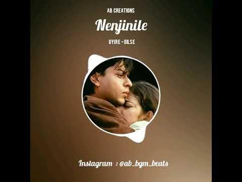 Nenjinile BGM - Uyire | Cute Dubsmash & Ringtone