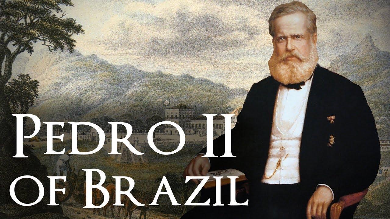 Emperor Pedro II Of Brazil