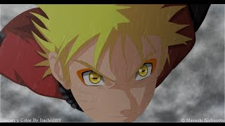 Naruto Shippuden: ~Movie 5~ Blood Prison- Arabesque Chaos(Extended)