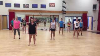 Colors Of The Wind Choreography
