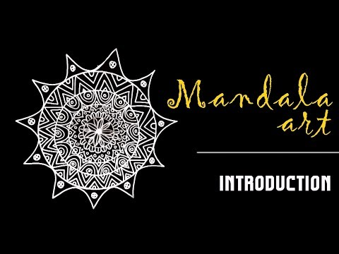 Art Therapy - Mandala from YouTube · Duration:  3 minutes 20 seconds