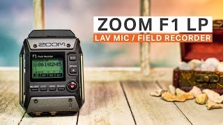 Zoom F1 LP Audio Field Recorder Review | Filmmaking Today