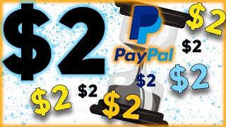 Easy PayPal Money - Earn $2.00 EVERY 60 Seconds