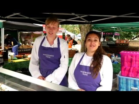 Bloomsbury Farmers Market 2016