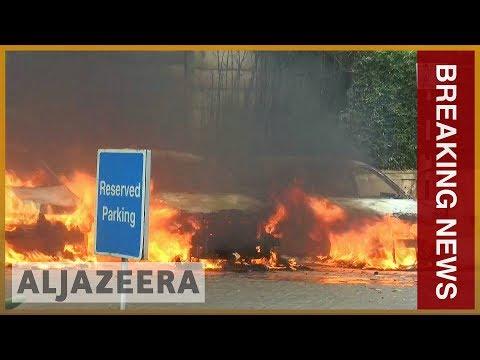 🇰🇪 Explosions and gunfire heard in Kenyan capital Nairobi l Al Jazeera English