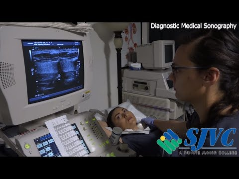 Ultrasound Tech Training in Bakersfield - Diagnostic Medical Sonography  Program