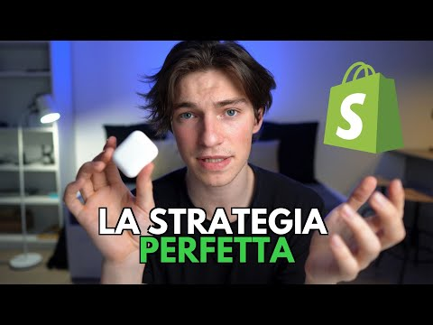 Guadagnare Online con gli E-Commerce - La Strategia Perfetta (Dropshipping   Affiliate & Influencer)
