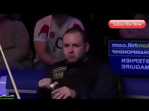 SNOOKER funny moments of all time snooker players full HD best video ever HS 1080p