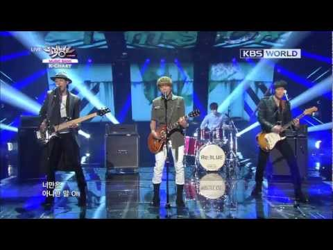 [Music Bank] K-Chart & CNBLUE - I'm Sorry (2013.02.08)