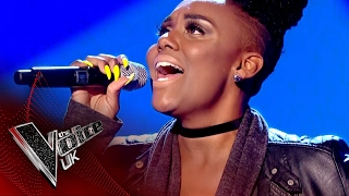 Stacey Skeete performs 'Shackles': Blind Auditions 6 | The Voice UK 2017