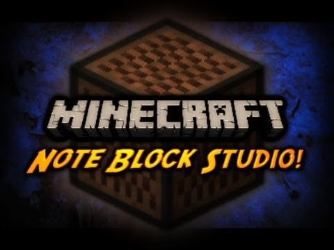 Minecraft: Note Block Studio! (Tutorial)