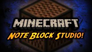 Minecraft: Note Block Studio! (Tutorial)
