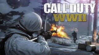 Hardpoint! Call of Duty: WWII PC Gameplay
