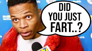Times NBA Players HUMILIATED Reporters..