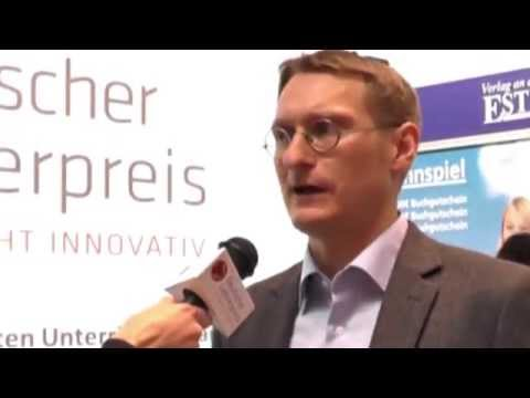 Interview mit dem Deutschen Lehrerpreisträger Dr. Tobias Roths