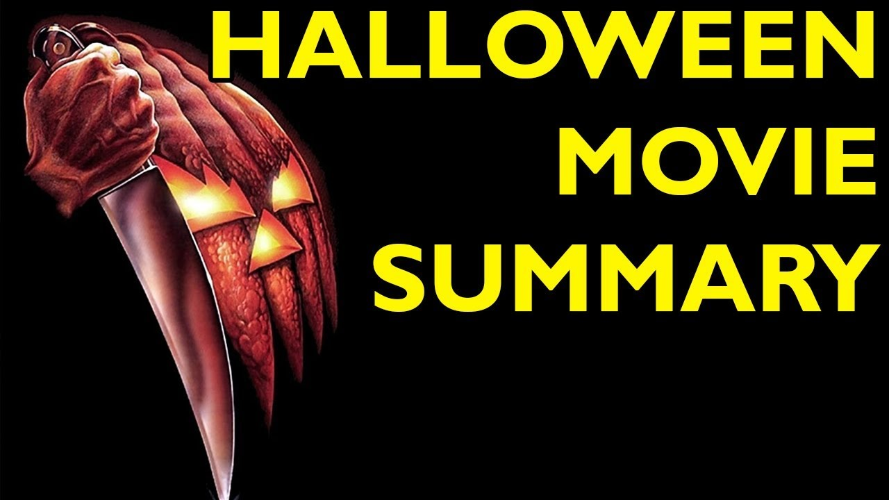 Halloween 1978 Movie Poster.Movie Spoiler Alerts Halloween 1978 Video Summary