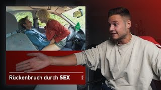 Rückenbruch durch Sex... Nico verarscht Youtuber