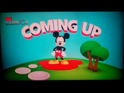 Mickey Mouse Clubhouse - Coming Up Next - Disney Junior Asia