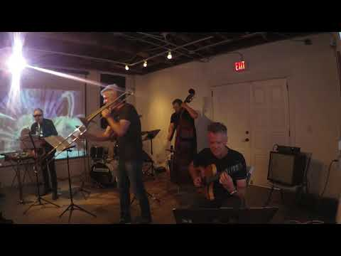 """Chicago Edge Ensemble """"Untitled Composition"""" Live in Madison, WI July 2018"""