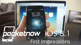 iOS 8.1 first impressions, Continuity, iCloud Drive & more