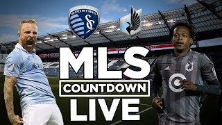MLS Countdown Live: Minnesota United vs Sporting Kansas City | ESPN FC