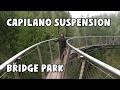 EXPLORING CAPILANO SUSPENSION BRIDGE PARK | Vancouver, British Columbia Travel Vlog