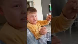 küfür eden çocuk