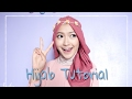 "SIMPLE HIJAB TUTORIAL ""7style 1scarf"" 