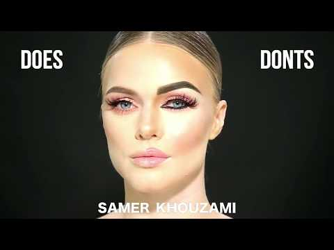 Makeup trends that need to go in 2018 - Samer Khouzami