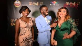 Redcarpet Highlights At AMVCA 2016  |  Pulse TV Exclusive