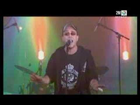 "Hamid Bouchnak ""Entia Hia Ntia"" single in tv-Angham al Atlas حمـيد بـوشنـاق"