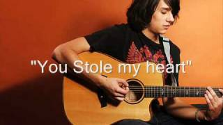 """You stole my heart"" - Teddy Geiger"